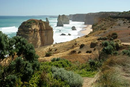 great ocean road victoria, victoria, sea, landscape, nature, Australia, photo, photography, oz nature shots, Emmy Silvius