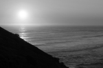 great ocean road victoria, victoria, sea, sunset, landscape, black and white, nature, Australia, photo, photography, oz nature shots, Emmy Silvius
